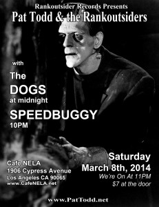 DoGs Rank March 8 show